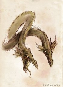 two_headed_dragon_sketch_by_Nuctameron