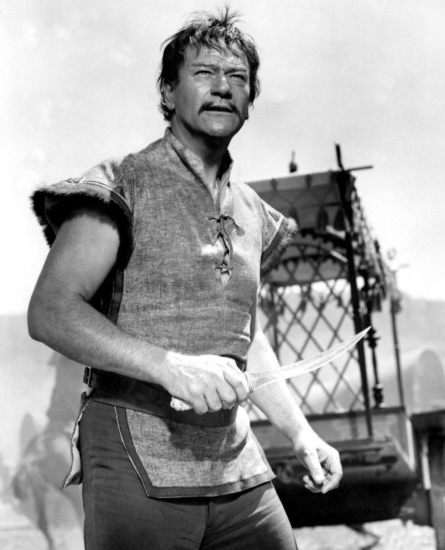 John_Wayne - the conquerer