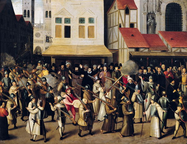 Procession-of-the-Holy-League-in-1590-xx-Francois-Bunel