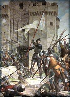 Jeanne au siège d'Orléans