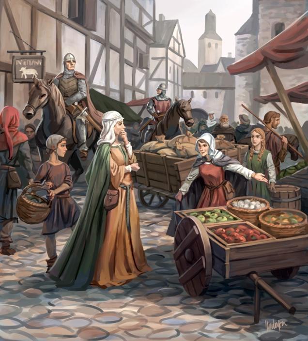 medieval_market_by_minnhagen-d5c4fb5