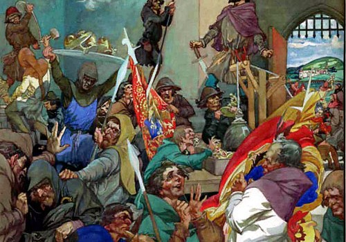 Alfred_Garth_Jones_Peasants_Revolt-500x349