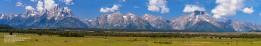 9296,-Teton-Range-Panorama,-Sunny,-White-Clouds-Prints-to-huge-sizes