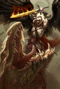 St__Michael_slaying_the_Dragon_by_tegehel