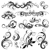black-on-white-decorative-design-filigree-flourish-graphic-design-Favim.com-38197