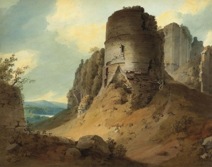 Hugh_William_'Grecian'_Williams_-_Goodrich_Castle